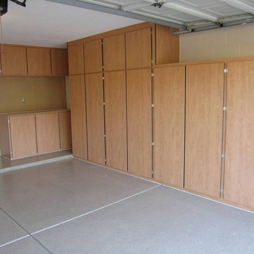 Phoenix Metro Garage Cabinets And Overhead Storage Specialists