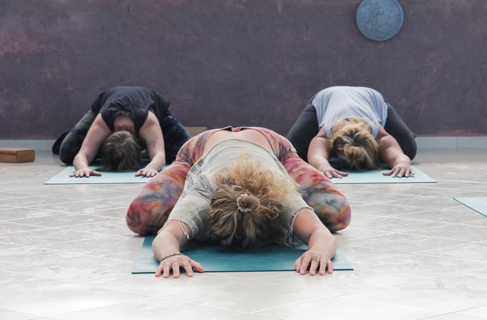 yoga + coaching retreats - New perspectives are easier to create with a deep breath