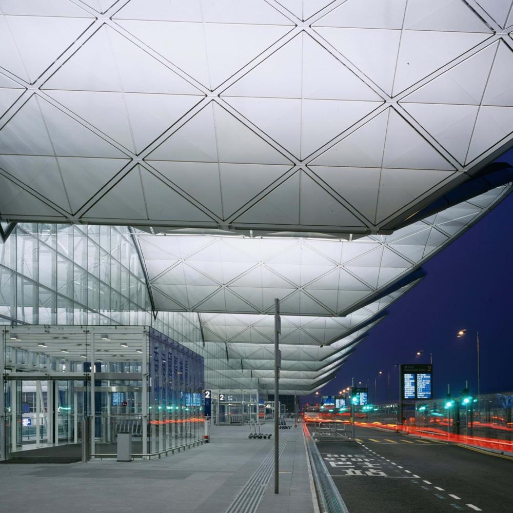 Passenger Terminal, CLK Airport, Foster & Partners
