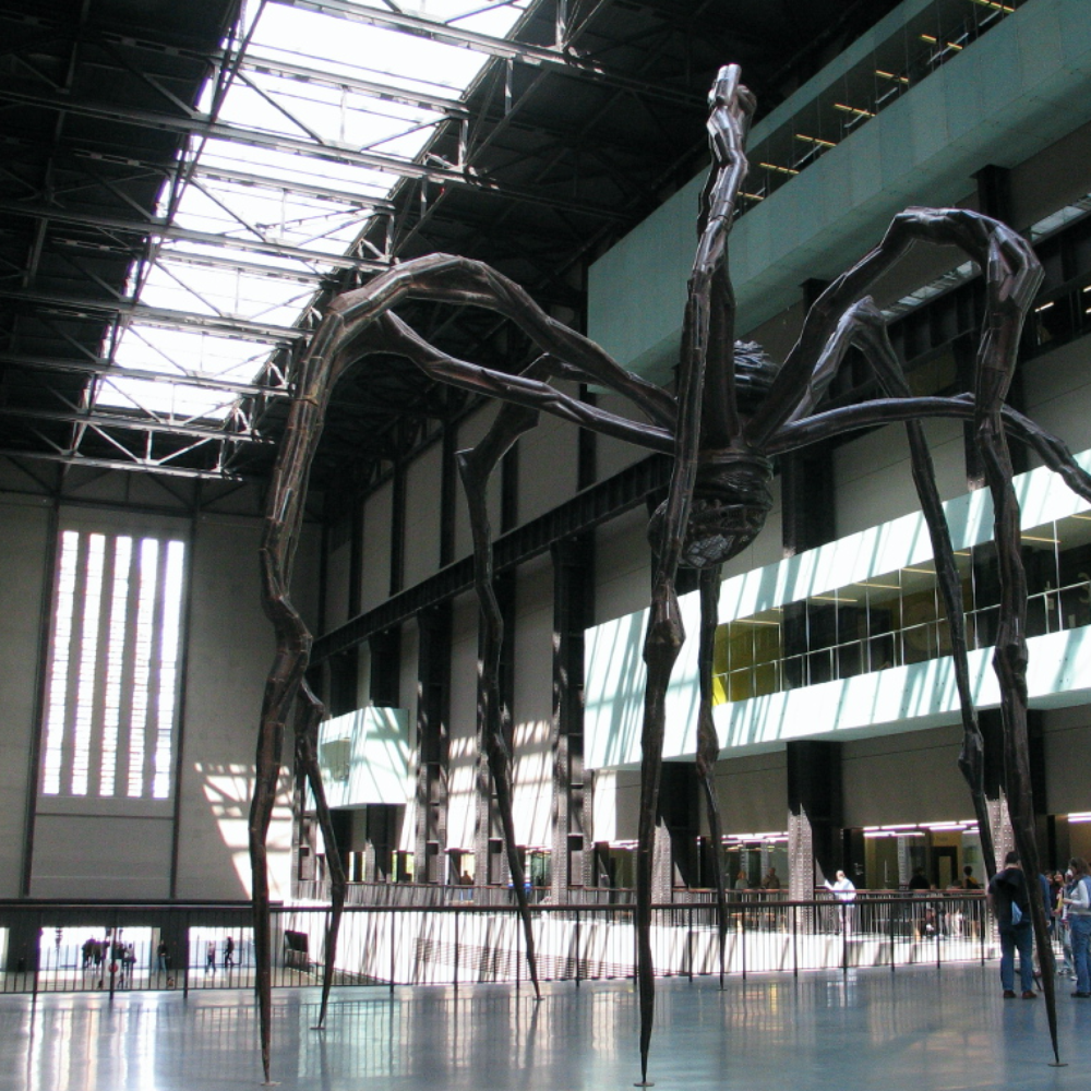 Tate Modern, London, Herzog & de Meuron