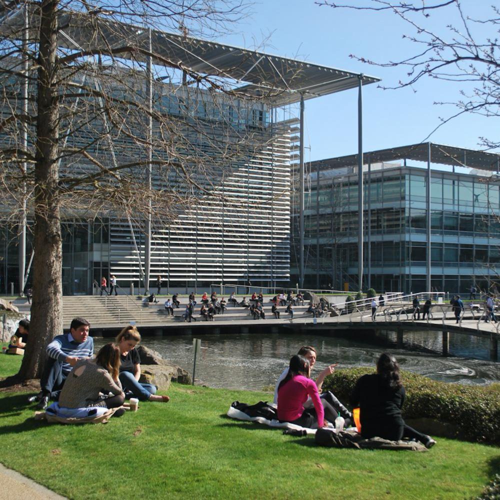 Chiswick Park, London, Richard Rogers & Partners