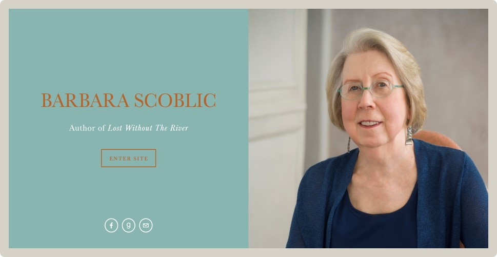 "Barbara Scoblic - ""Ali's web design services are second to none. She has made the daunting task of setting up my personal website incredibly easy and straight forward with her attention to detail and extremely quick turnaround. She was a pleasure to work with and I would highly recommend her to anyone looking to build their online presence.""— Barbara Scoblic / Author"