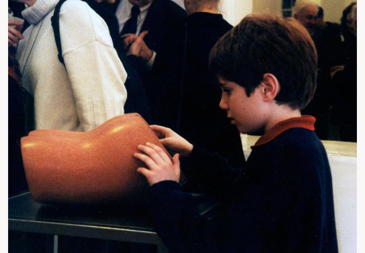 Tom - Peppercanister Gallery 2003