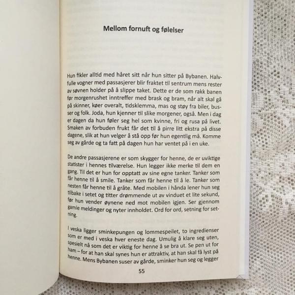 Neste smakebit  Mellom fornuft og følelser av Hege Anuja Drøsdal