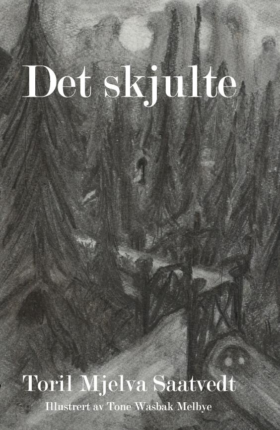 Det skjulte, diktsamling. Vinteren 2018  ISBN 9788283910223
