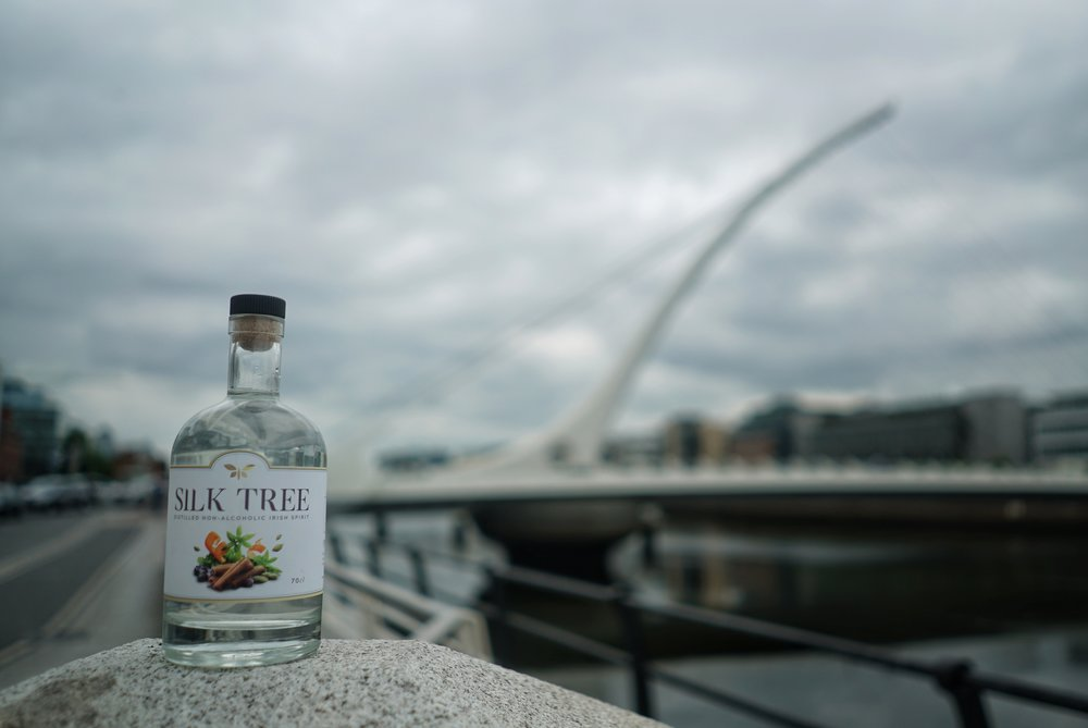 Silk Tree  non alcoholic gin Dublin .jpeg