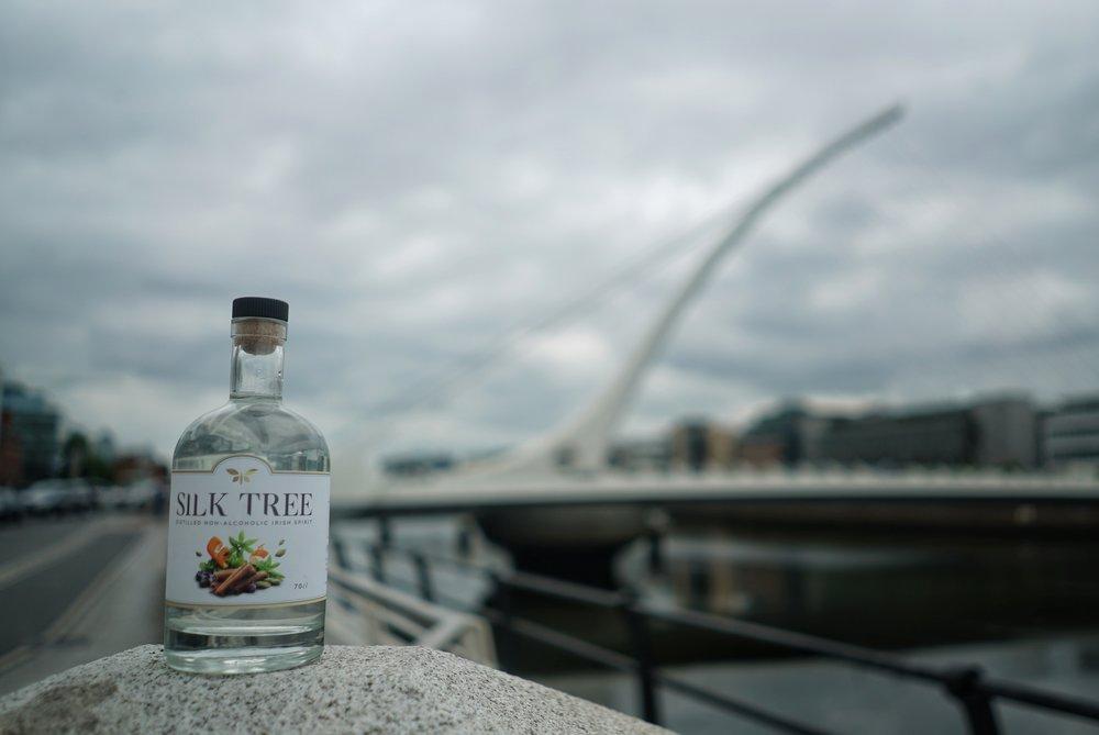 Silk Tree  non alcoholic gin Dublin .jpeg