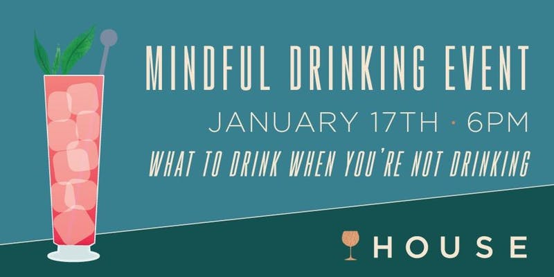 Mindful Drinking Event Dublin | Silk Tree Botanics