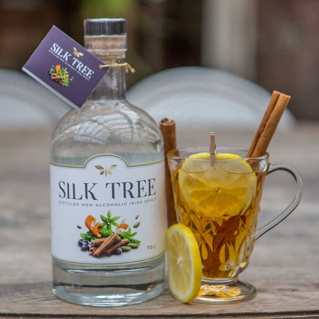 Forecast is for a cold week ahead. Did you know you can make a spicy hot toddy with Silk Tree? Just replace your whiskey with a shot of Silk Tree, enjoy, sleep well, wake up hangover free, repeat🙌