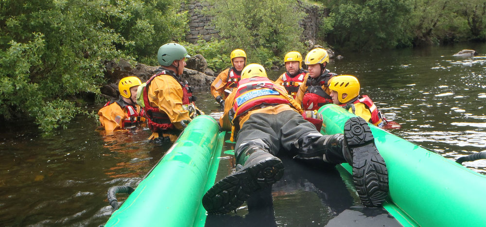 OUTREACH RESCUE   TRAINING PROFESSIONALS