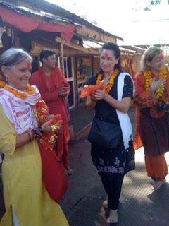 India retreats - Maa kamakhya