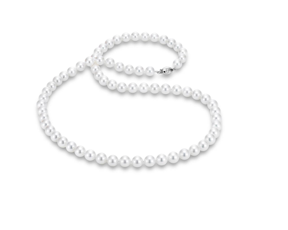 Fresh Water Pearl Strand Necklace
