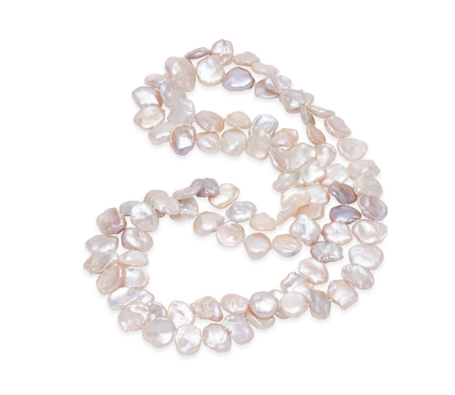 Keshi Fresh Water Pearl Necklace