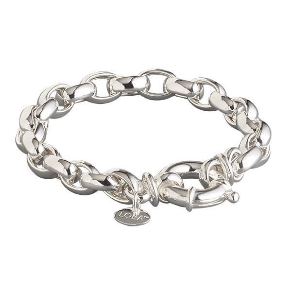 Rolo Link Bracelet