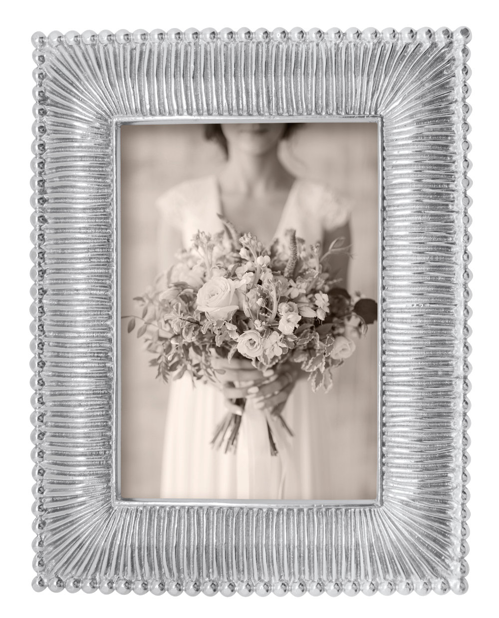Classic 5x7 Fanned Frame