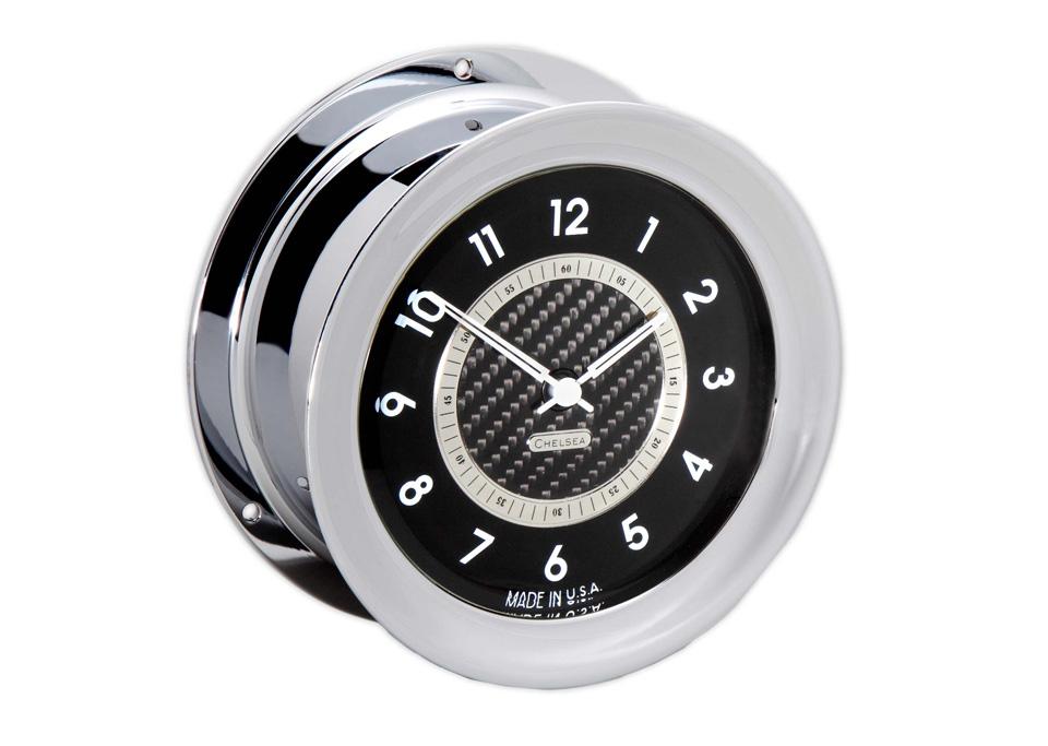Carbon Fiber Clock