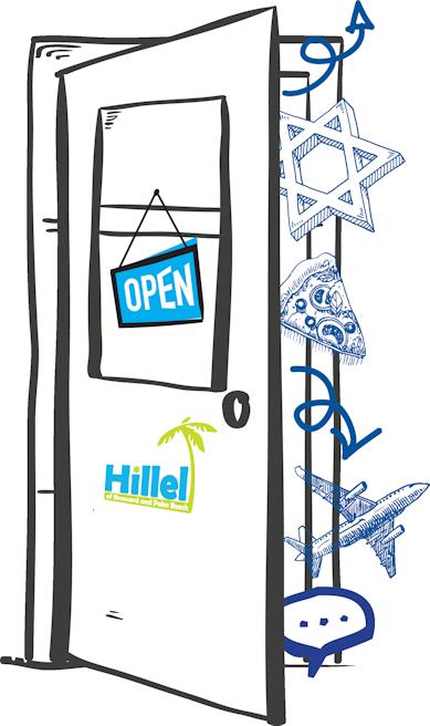 Our door is always open