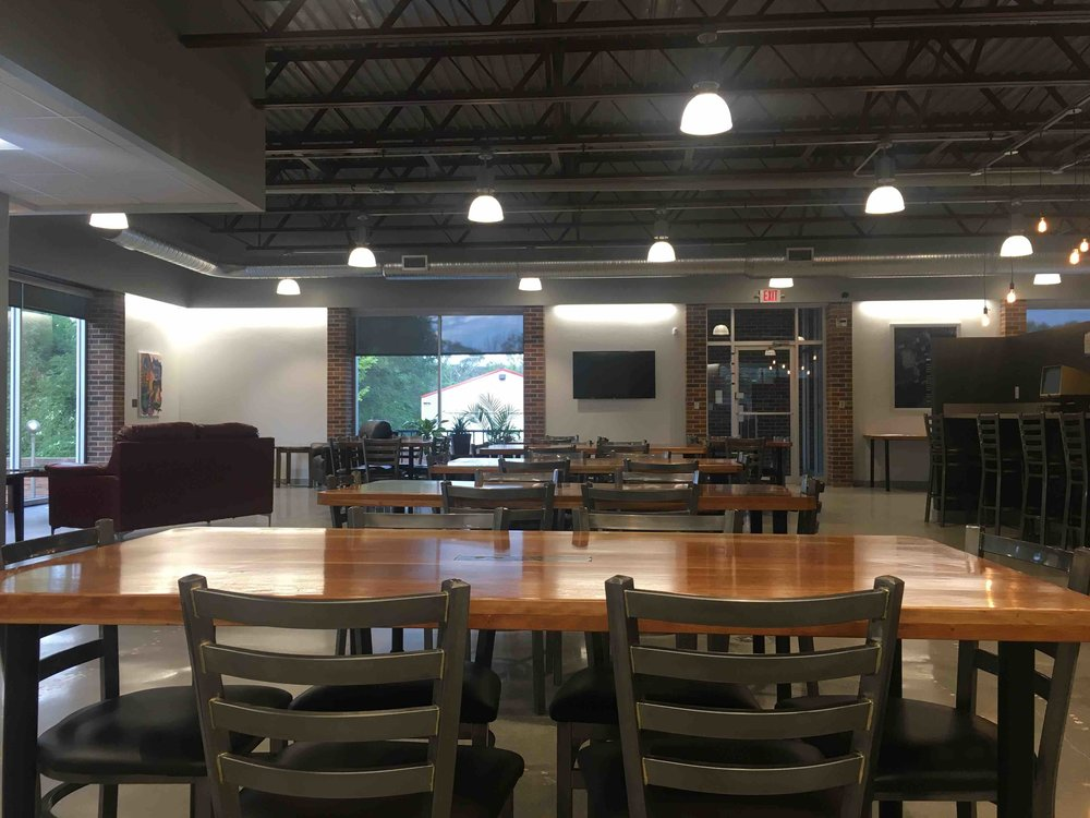 - BlendWell's community space is great for casual conversations, business meetings, presentations, events and more. From two to two hundred, BlendWell is an inspiring place for your next gathering.  Contact us to learn more.