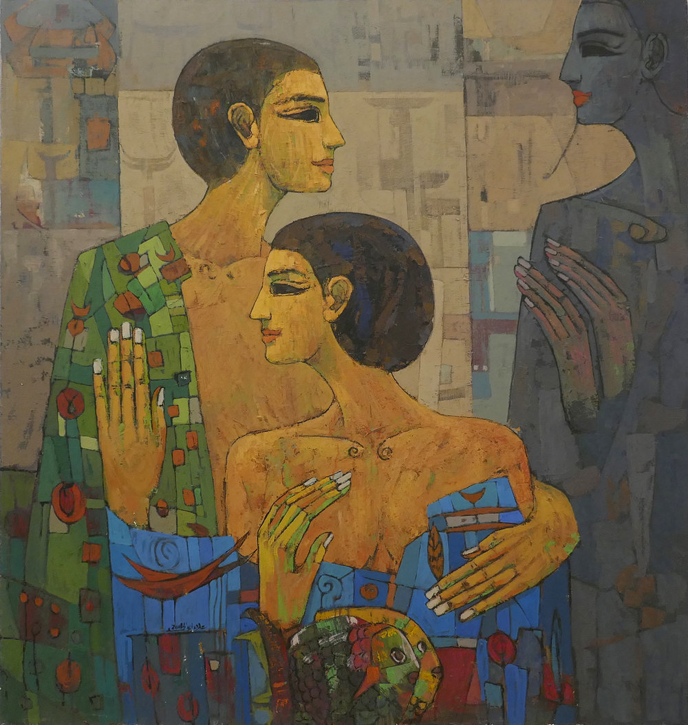 SOLD — Alaa Aboelhamd