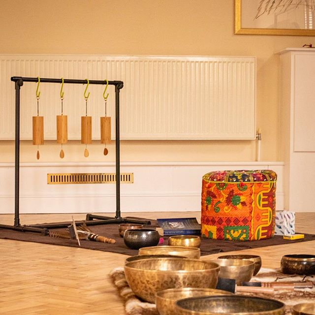 Join us with @serenitythroughsound on 13th Jan for some more #soundtherapy