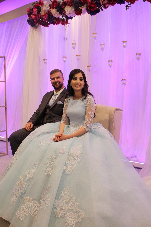 - Yousra & SaaidARCA banquet facility06.31.2018