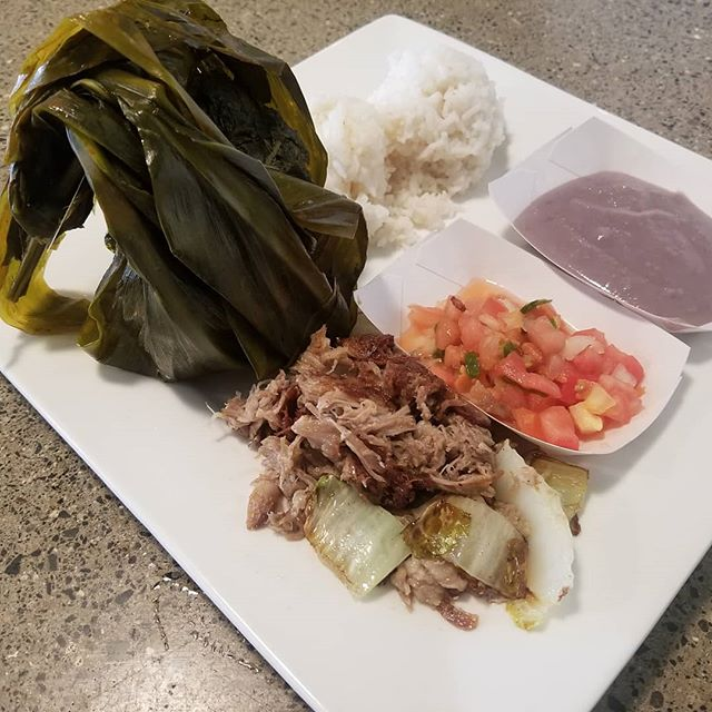 Introducing our Hawaiian Plate for $15!