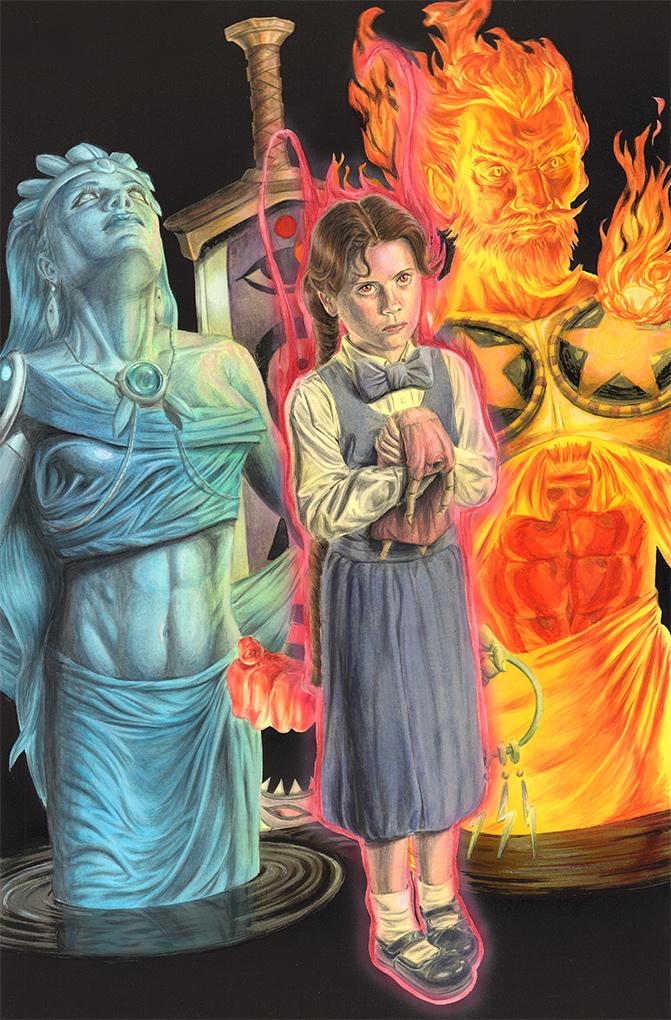 Anita and Dhylec Spirits
