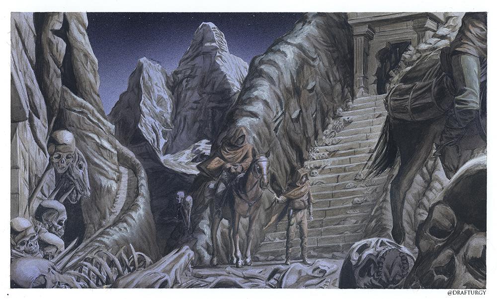 East of Essos | The Bones