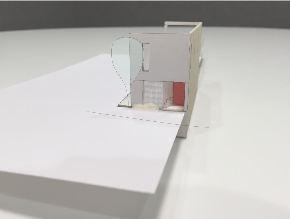 1:192 scale conceptual model