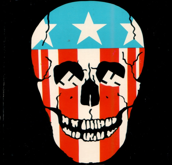 Image result for fear and loathing on the campaign trail skull