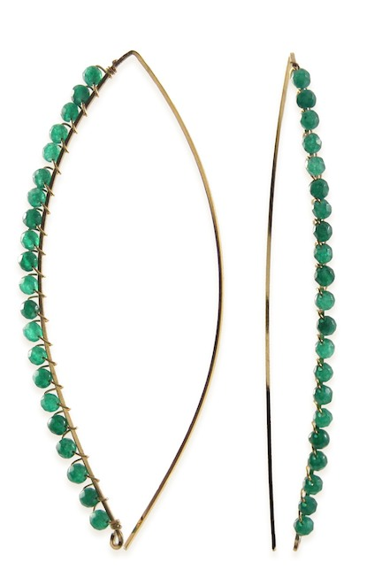 obsessed with  Jade , these are so dainty and classy! $19.97