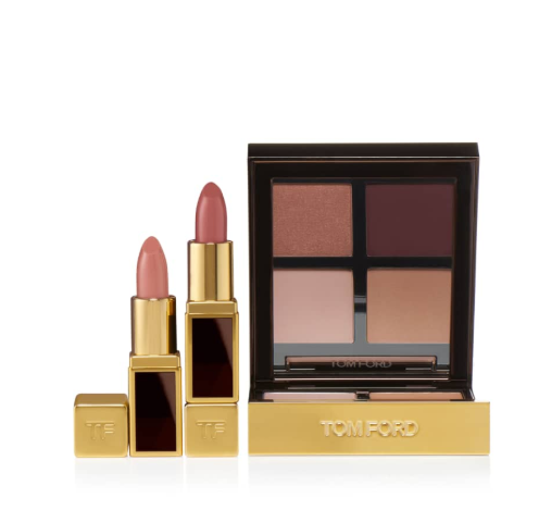 Tom. Ford. Quality and fancy smanshy! Also, a nude kit so theres really no going wrong with this everyday pallet $99