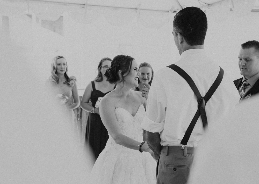 - My husband and I could not have chosen a better photographer for our wedding. Alexis did an incredible job and I would highly recommend her to ANYONE and EVERYONE!!-Kellie