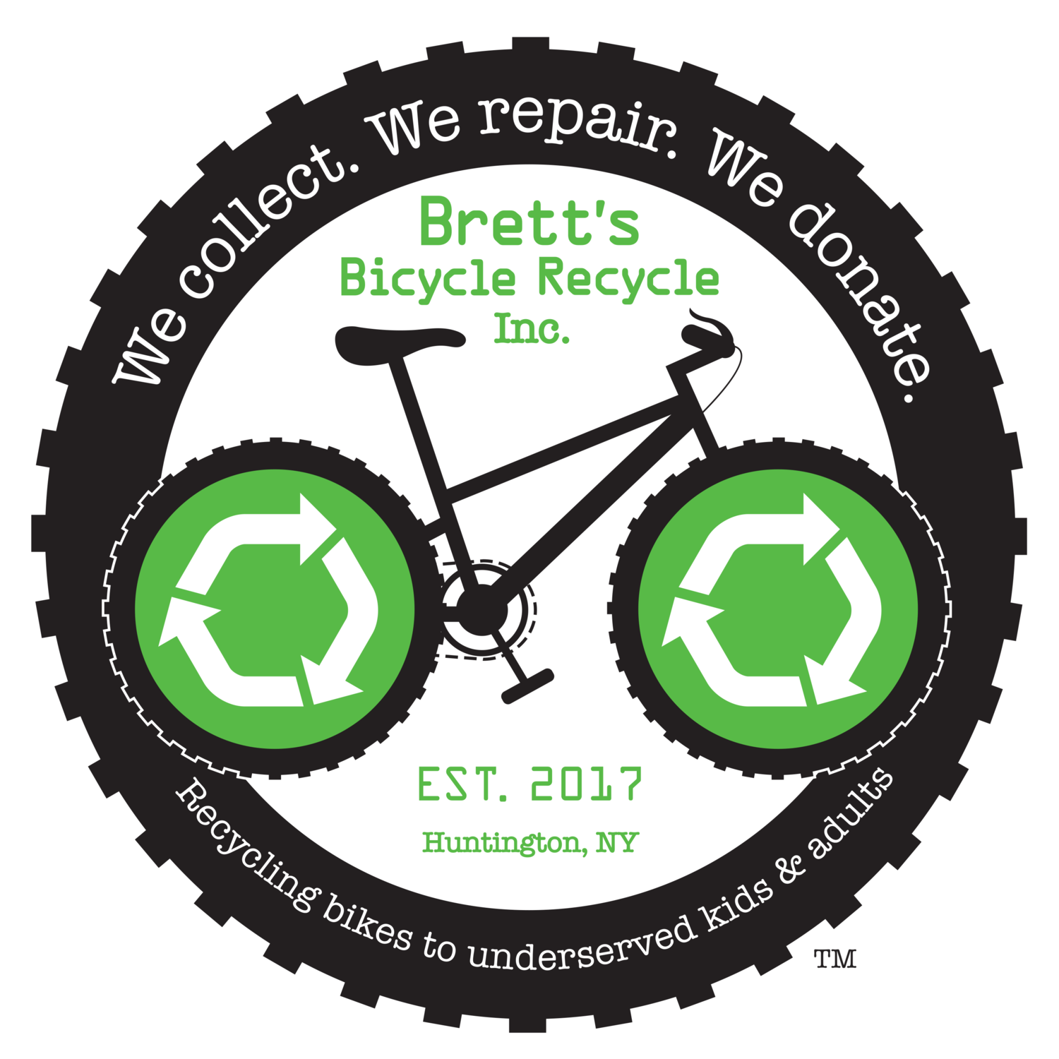 Brett's Bicycle Recycle