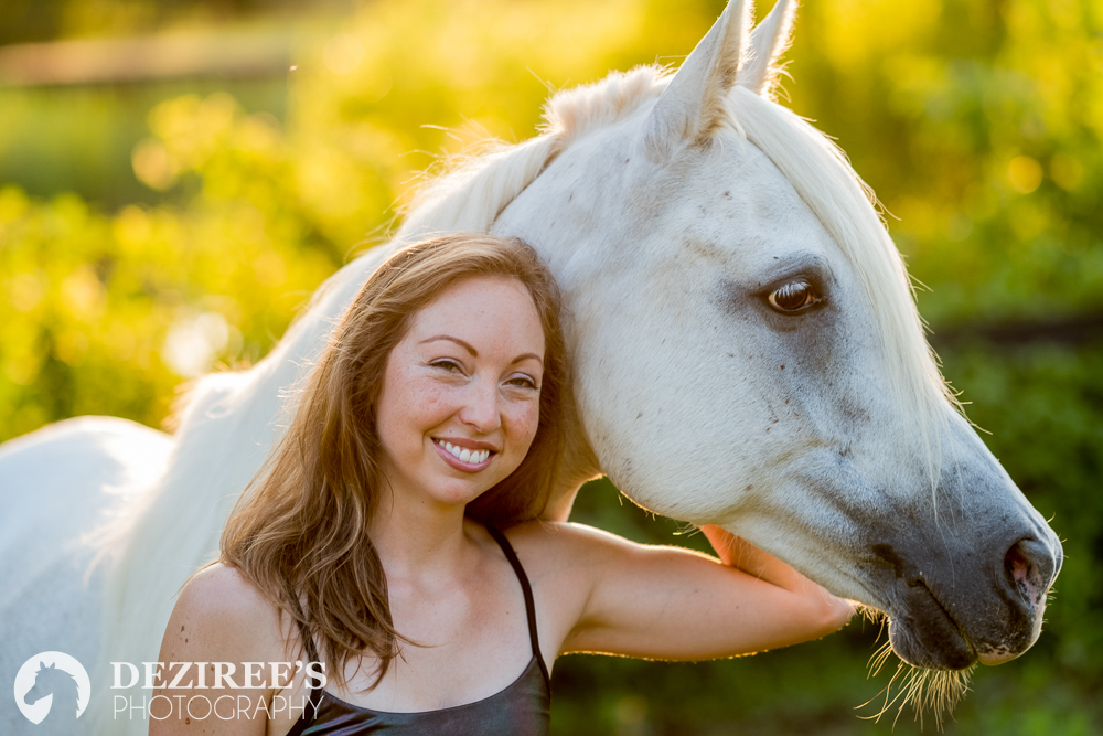 What your horse should wear for your Michigan Equine Photography session