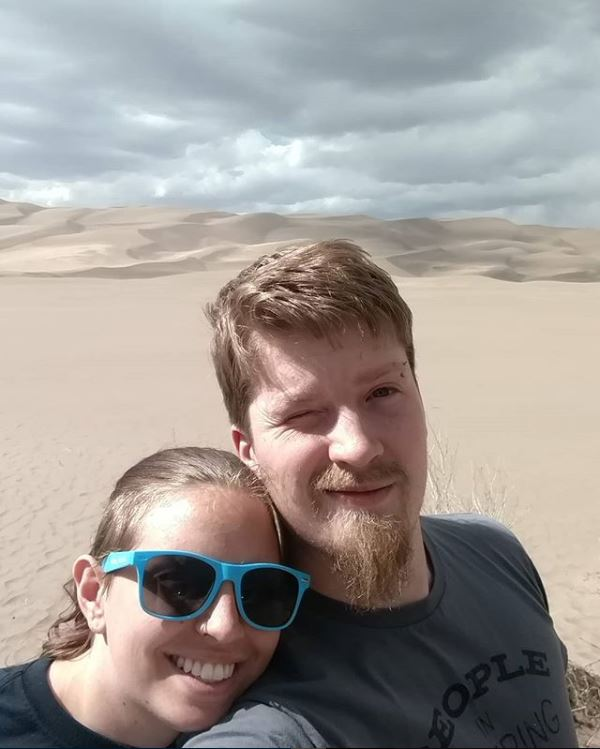 Sand Dunes, followed by the Gator Farm of course!