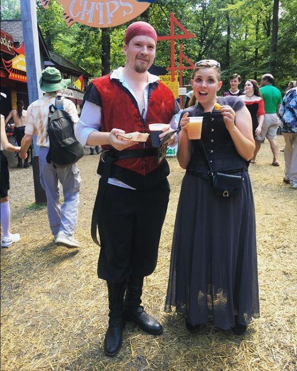 The Maryland Renaissance Fair this year