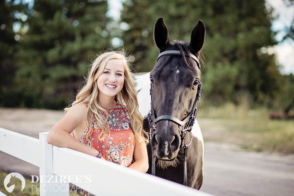 My lovely senior model, Elyse!