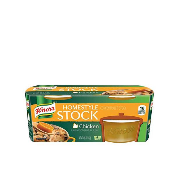 Knorr homestyle chicken stock gel packs