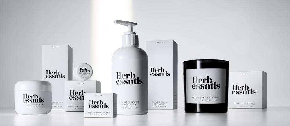 Herb Essntls - Cannabis infused skincare