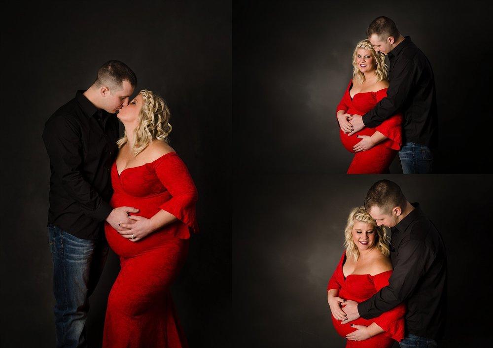 Maternity photos new albany ohio