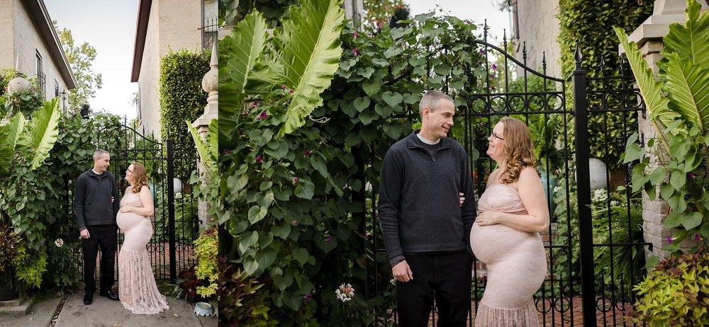 new albany ohio maternity photos