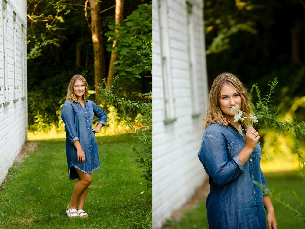 senior photrait photographer in columbus ohio