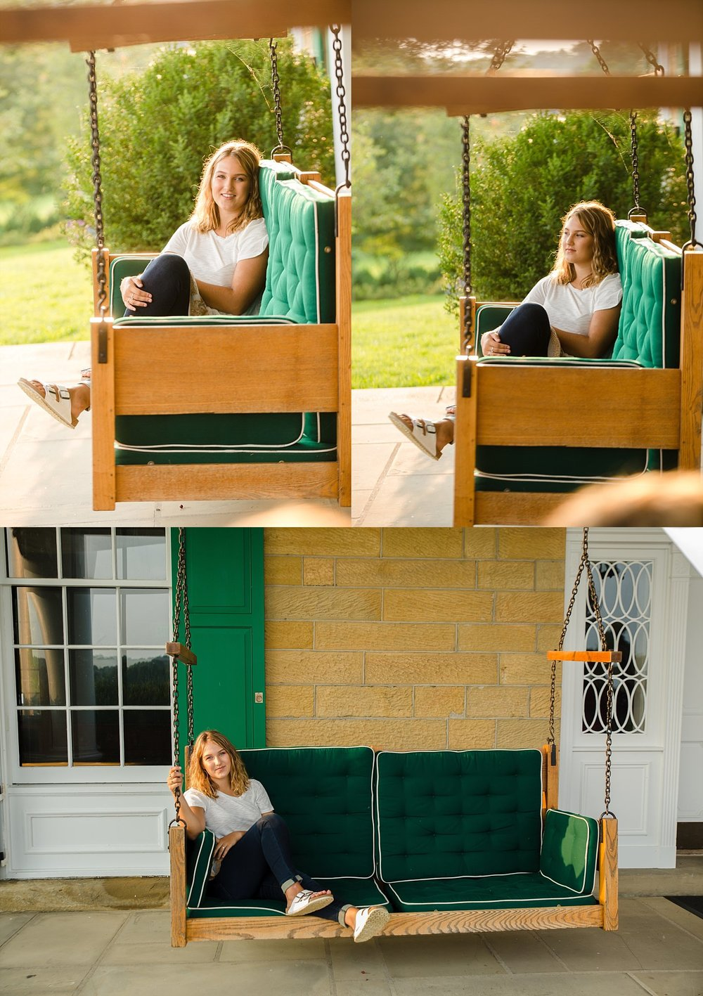photos of high school senior girl in granville ohio