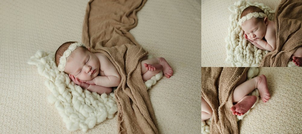 Newborn baby photographer columbus ohio