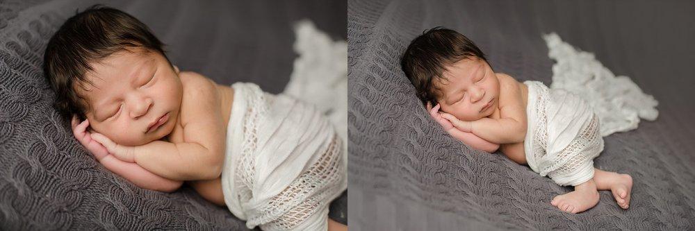 Newborn Photographer in Gahanna, Ohio