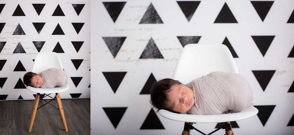 Baby photo studio in Gahanna, Ohio