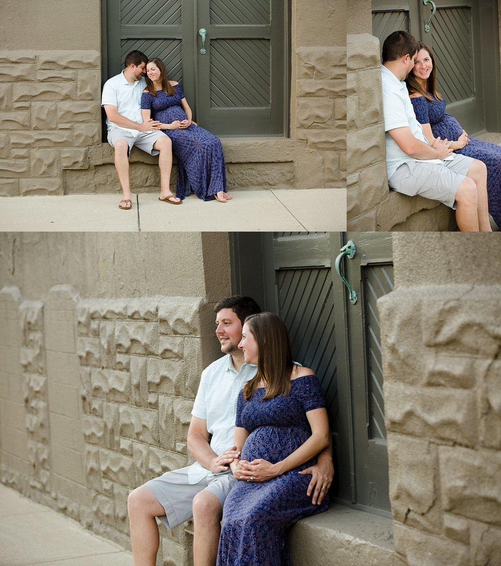 Maternity Photographer in Columbus, Ohio