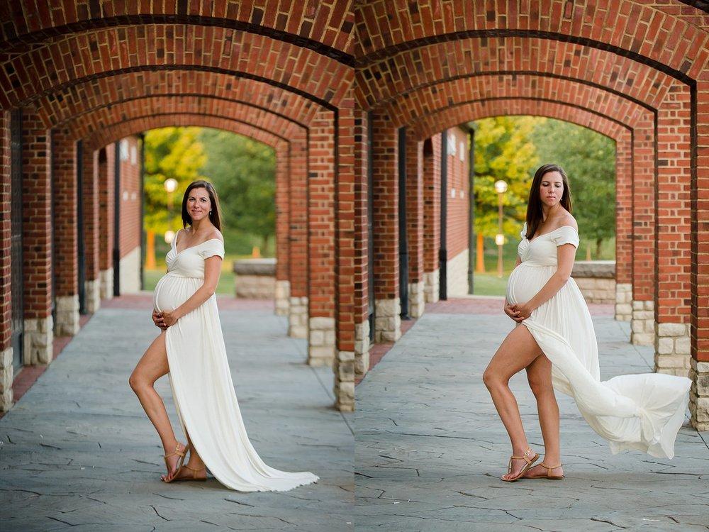 Maternity Photographer in New Albany, Ohio