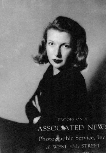 Gellhorn. Note to self: Wear lipstick. Become badass writer.